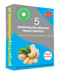 5 Ginger Industry Related Project Reports