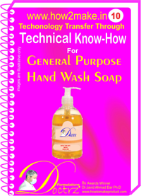 Technical knowHow report for General purpose HandWash(TNHR 10)
