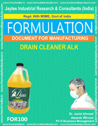 Drain Cleaner ALK