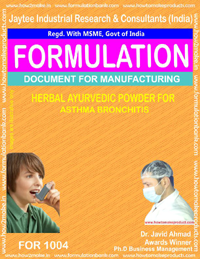 Herbal Ayurvedic Powder for Asthma Bronchitis (for 1