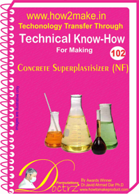 Technical Know-How Report for Concrete Superplasticizer NF (TNHR
