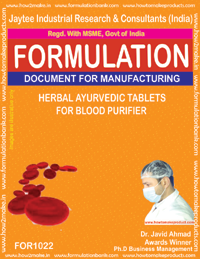 Herbal Ayurvedic Tablets for Blood Purifier (1022)