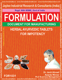 Herbal Ayurvedic Tablets For Impotency (for 1031)