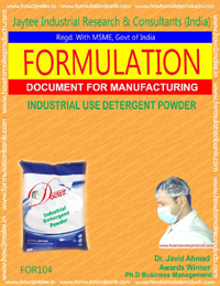 Industrial Use Detergent Powder