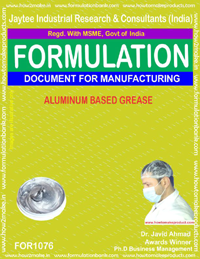 Aluminium Based Grease (for 1076)