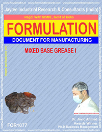 Mixed Base Grease-1 (for 1077)