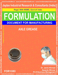 AXLE Grease (for 1080)