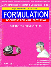 Grease For Driving Belts (for 1083)
