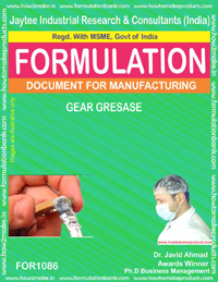 Gear Grease (for 1086)