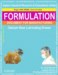 Calcium Base Lubricating Grease (for 1087)