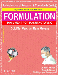 Cold Set Calcium Base Grease (for 1088)