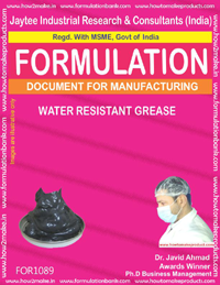 Water Resistant Grease (for 1089)