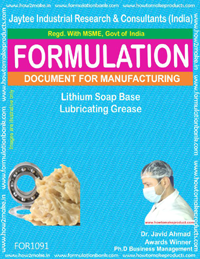 Lithium Soap Base Lubricating Grease(for 1091)