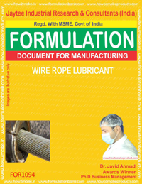 Wire rope Lubricant (for 1094)