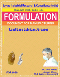 Lead Base Lubricant Greasess (for 1099)