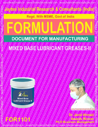 Mixed Base Lubricant 2 Formula (For1101)