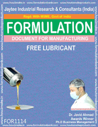 Free Lubricant (For 1114)