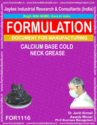 Calcium Base Cold Neck Grease (For 1116)