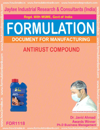 Antirust Compound (For 1118)