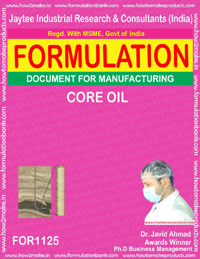 Core Oil (For 1125)
