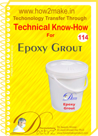 Technical Know-How Report for Epoxy Grout (TNHR114)