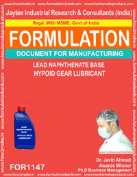 Lead Naphthenate Base Hypoid Gear Lubricant (for1147)