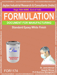 Standard Epoxy White Finish Formulation (1174)