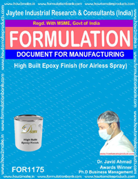 High Built Epoxy Finish (for airless spray) (1175)