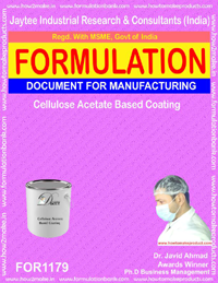 Cellulose Acetate Based Coating (for1179)