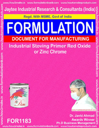 Industrial Stoving Primer Red Oxide or Zinc Chrome (for1183)