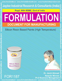 Silicon Resin Based Paints (High Temperature) (FOR1187)