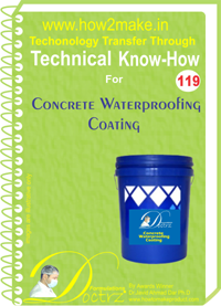 Technical Know-How Report for Concrete Waterproofing Coating (TN