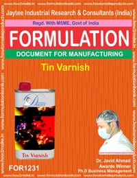 Tin Varnish (FOR1231)