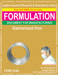 Galvanized Iron Formula (for1245)