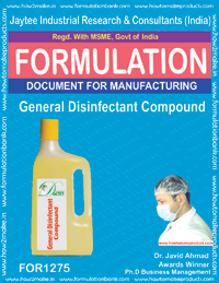 General Disinfectant Compound formula ( FOR 1275)
