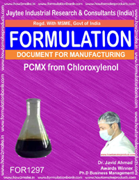 PCMX from Chloroxynonol (FOR 1297)