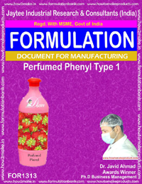 Perfumed Phenyl Type 1 (FOR 1313)