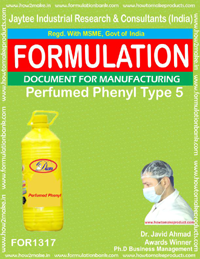 Perfumed Phenyl Type 5 (FOR 1317)