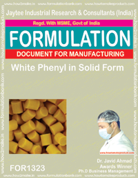 White Phenyl in Solid Form (FOR 1323)