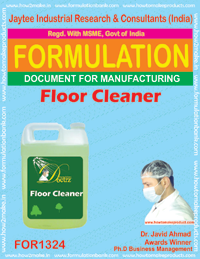 Floor Cleaner (FOR 1324)