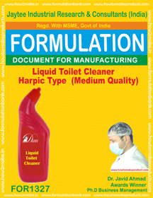 Liquid Toilet Cleaner Harpic Type (Medium Quality)(For1327)