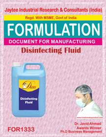 Disinfecting Fluid (1333 for)