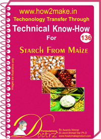 Technical Know-How Starch From Maize (TNHR136)