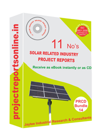 Solar Industry Related Project Reports