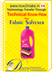 Technical Know-How Report for Fabric Softener (TNHR14)
