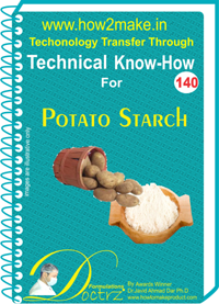 Technical Know-How Potato Starch (TNHR140)