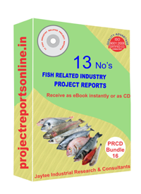 Fish Industry Related 13 Project Reports