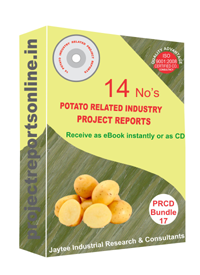 Potato Industry Related 14 Project Reports