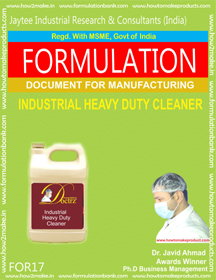 Industrial Heavy Duty Cleaner