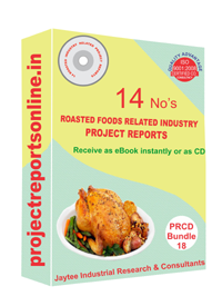 Roasted Food Industry Related 14 Project Reports